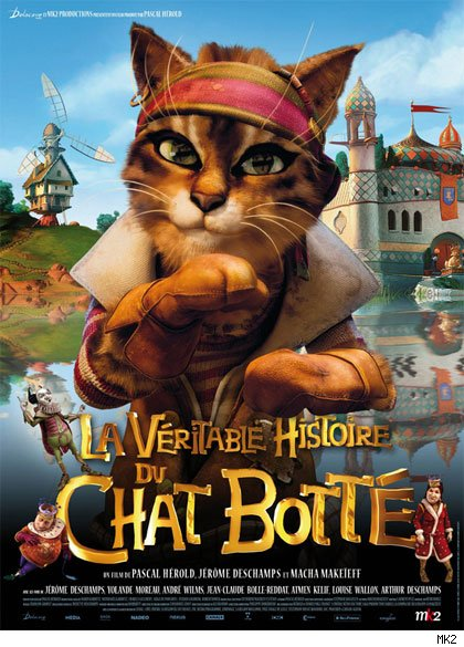 La verdadera historia del Gato con Botas (2010) – Castellano Online