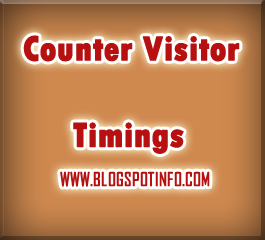 Free javascript code:count Visiter timings