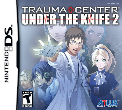 Trauma Center: Under the Knife 2 DS