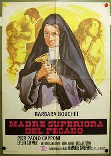 The Castro's Abbess 1974 La badessa di Castro