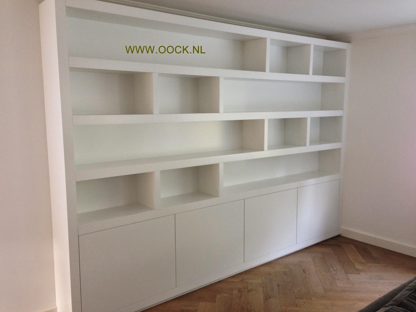 Ingebouwde Kastenwand Keuken: Inbouwkasten op maat inspiratie amp ...
