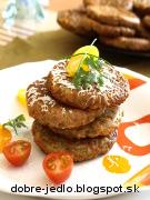 Tekvicové placky so syrom - recept