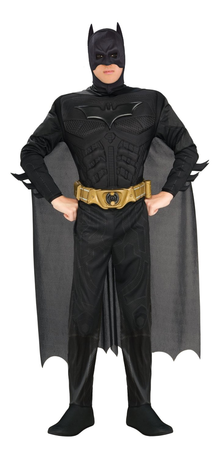 Have a Gotham Halloween with these Dark Knight Rises Costumes