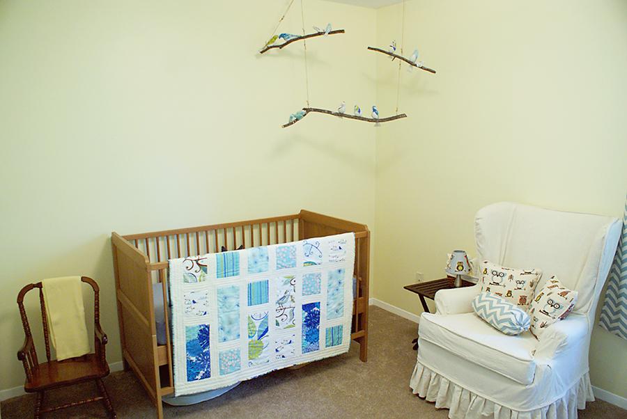 Little One S Nursery Natural Greenville Sc Newborn Baby Photographer Quiet Gracesnatural Graces