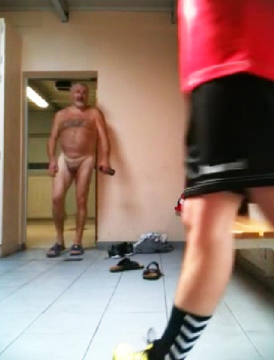 Voyeur exhibitionist webcam