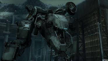 #33 Metal Gear Solid Wallpaper