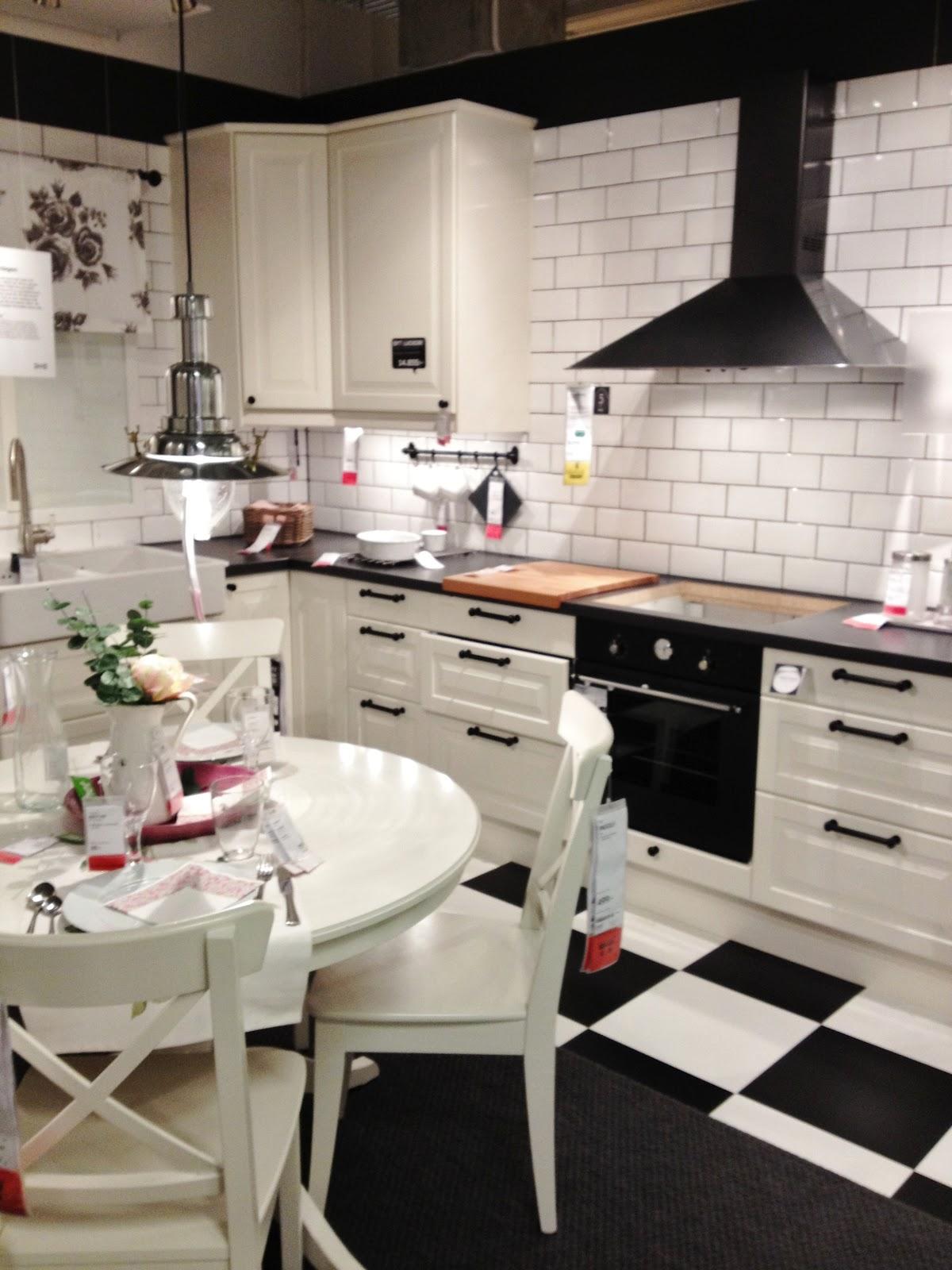 Köksinspiration från IKEA u2013 Lindas Lantliga
