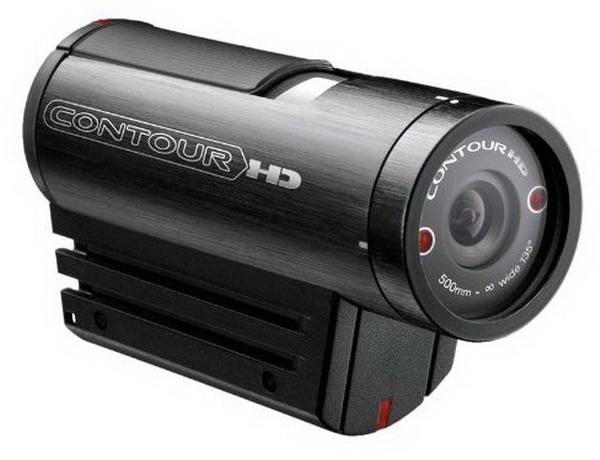 ContourHD 1080p Helmet Camera.