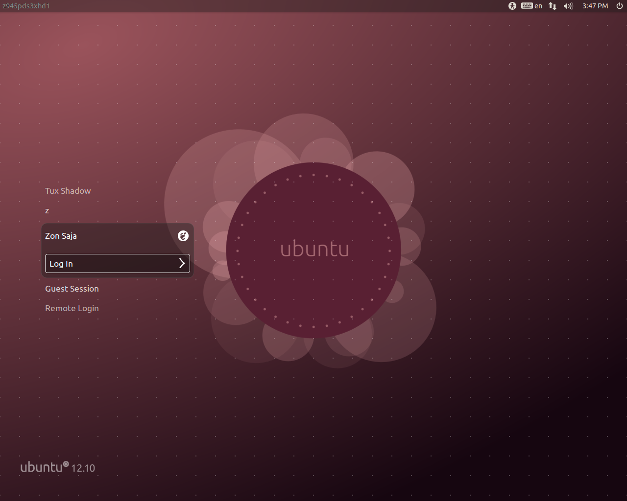 Ubuntu 12.04 Windows 7 Theme Wallpapers And Logon  - ubuntu windows 7 style wallpapers