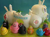 Barbapapa kage