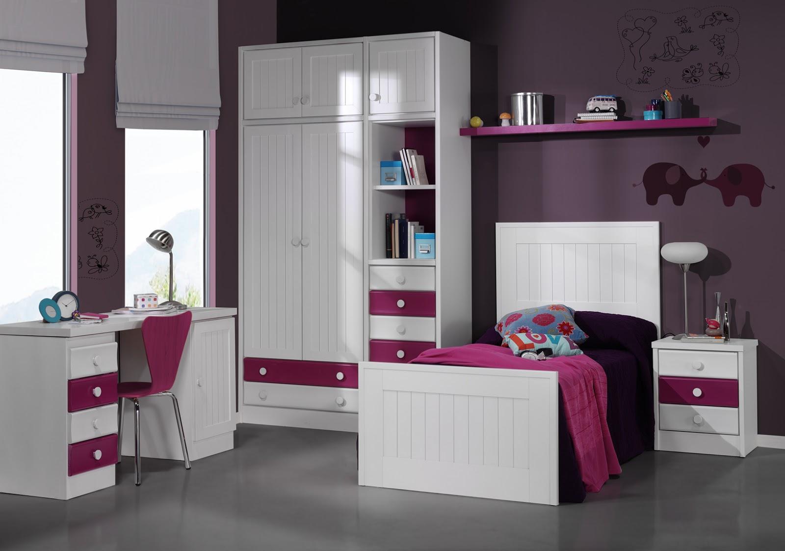 Muebles eduardo tallero catalogo 27 1 dormitorio juvenil for Camas individuales juveniles