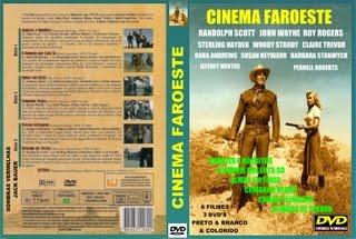CINEMA FAROESTE - FILMES DIGITALIZADOS
