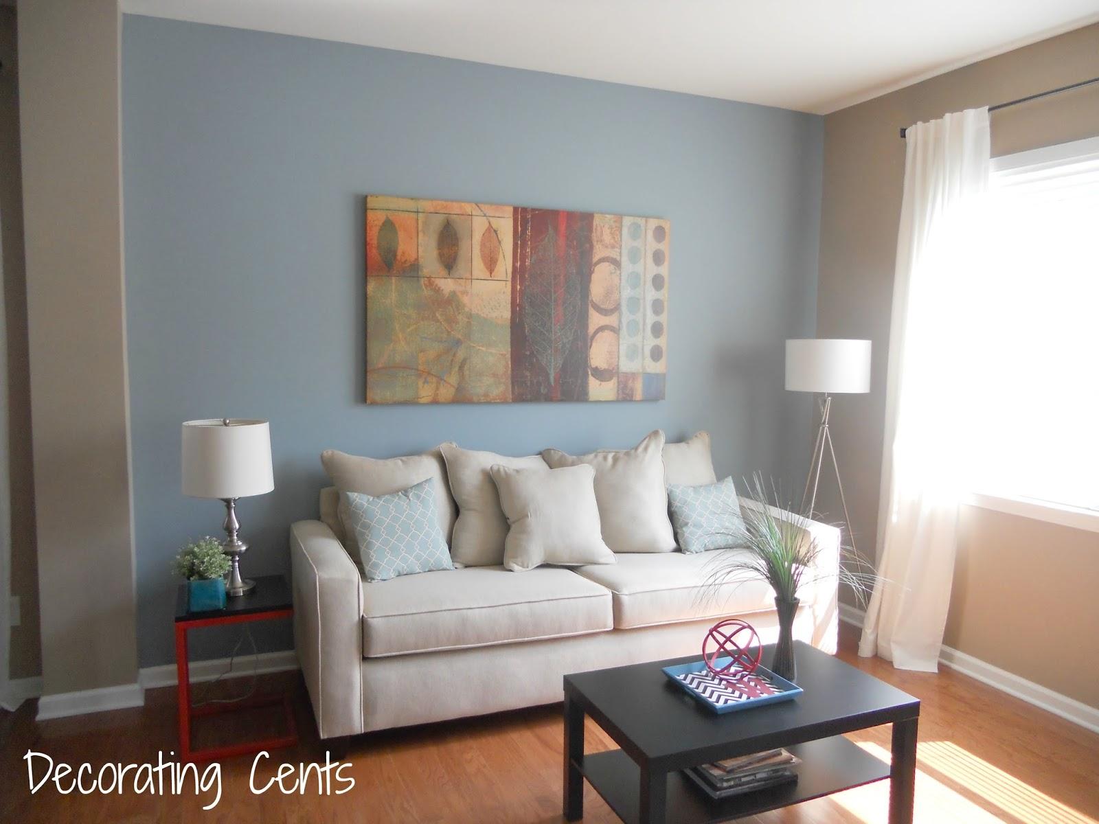 Decorating Cents: Color Change