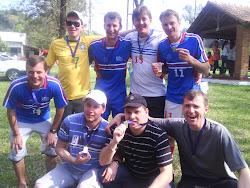 Equipe Campeã do Quadrangular