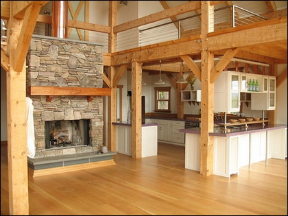 How To Build Post And Beam Homes