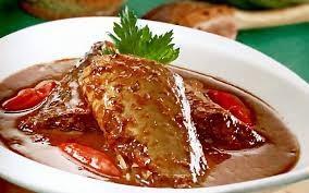 Resep Masakan Semur Ikan Belanak