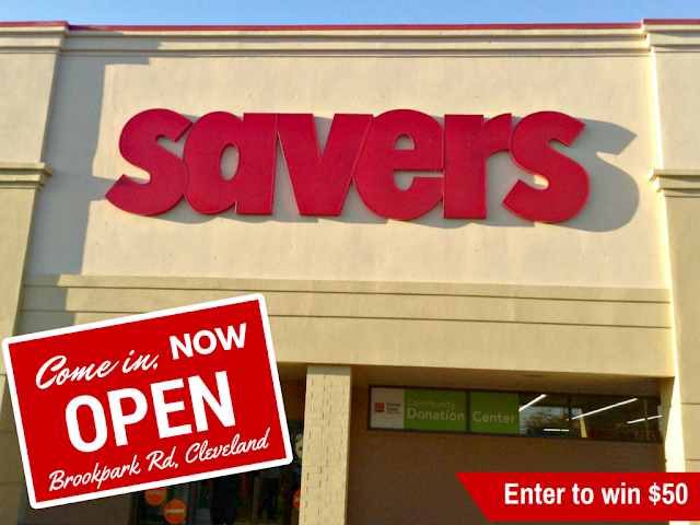 Savers is Open in Cleveland, Just in Time for Halloween + Win $50