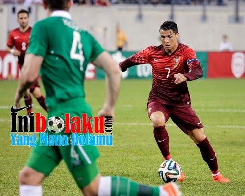 Cristiano Ronaldo Comeback Portugal Menang Besar Atas Irlandia 5-1