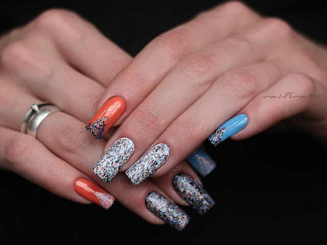 "China Glaze коллекция ""On the Horizon"" ""All a flutter"" и ""Party Fowl"""