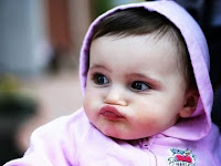 Foto Foto Lucu Bayi Dengan Expresi Yang Imut