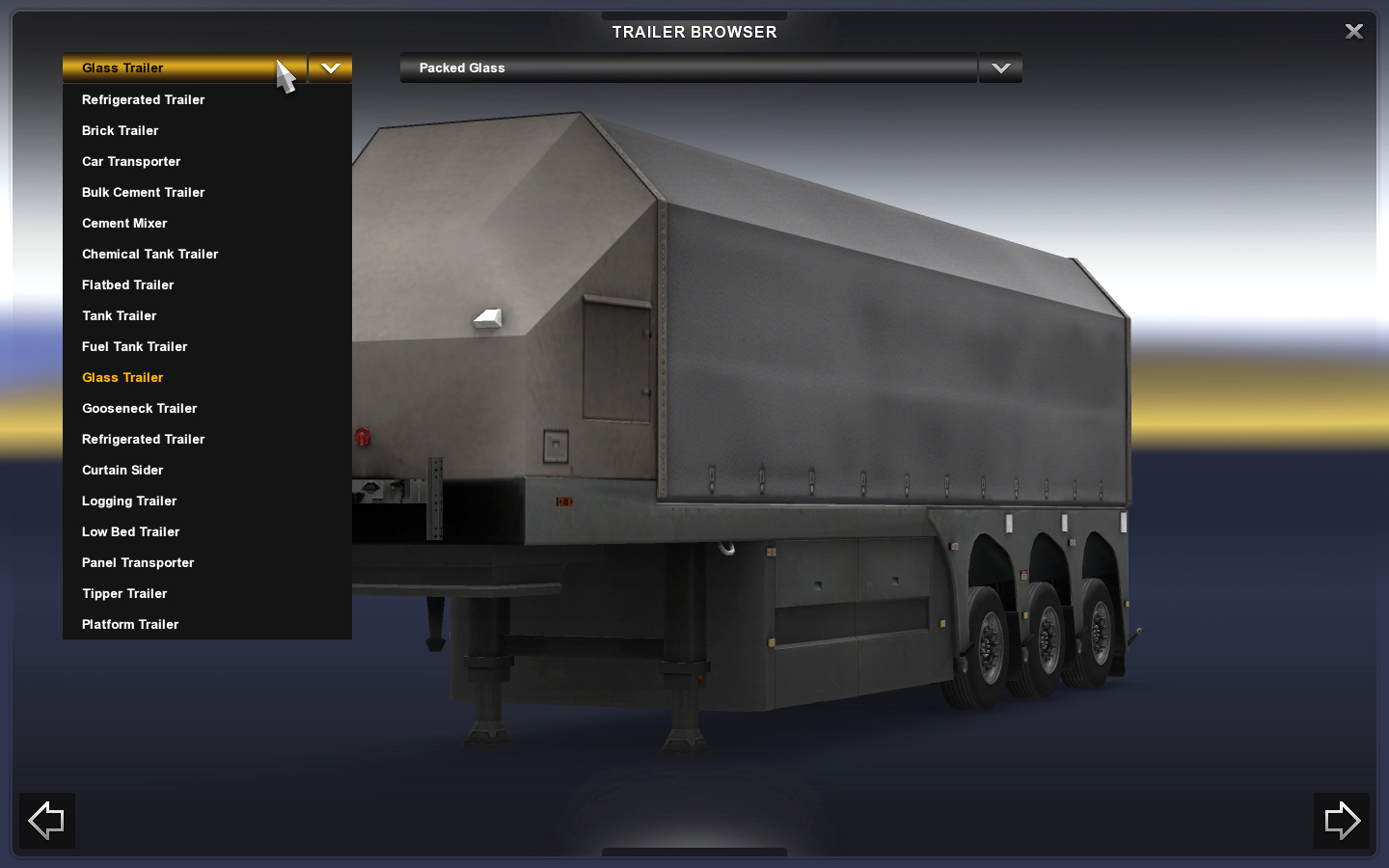 SCS Software\'s blog: Get ready for Euro Truck Simulator 1.12 Update
