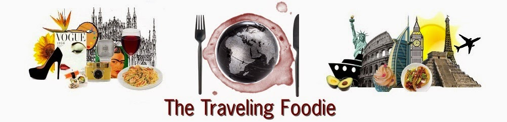 The traveling foodie