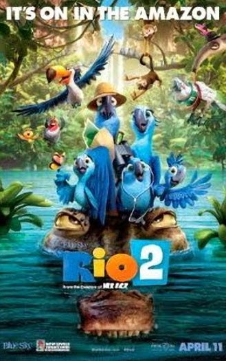 Download Rio 2 {2014} Blu-Ray Gratis
