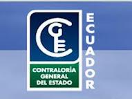 WEB CONTRALORÍA ESTADO ECUADOR