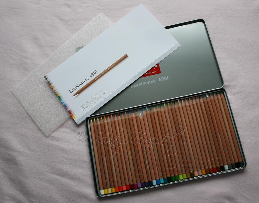 luminance pencils   eBay