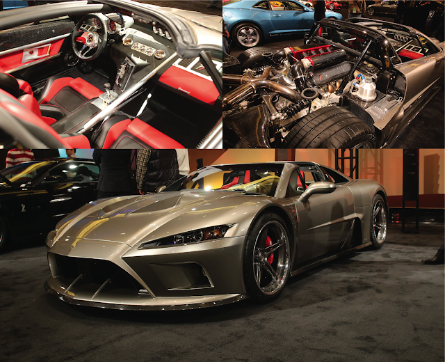 Sports Cars, Sedans & Trucks, Oh My: Highlights from Detroit Day Two