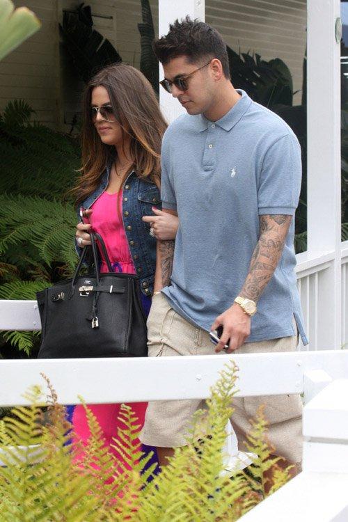 BIRKIN WATCHER: Khloe Kardashian