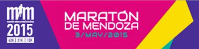 Maratón de Mendoza (ARG, 03/may/2015)