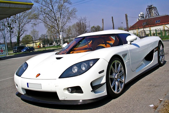 One-off Koenigsegg CCXS