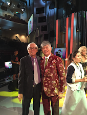 WITH DICK LEE @ MEDIA CORP MAY 2015