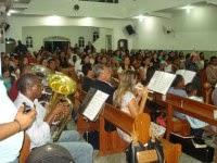 Assembleia de Deus de Rio Pomba - MG