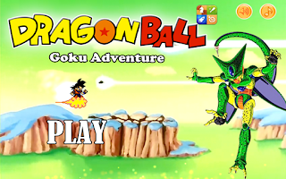 Screenshots of the Dragon Ball : Goku Adventure for Android tablet, phone.