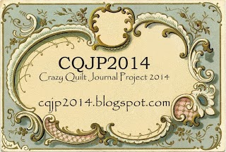 Register for Crazy Quilt Journal Project 2014