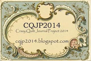 Register for Crazy Quilt Journal Project 2014