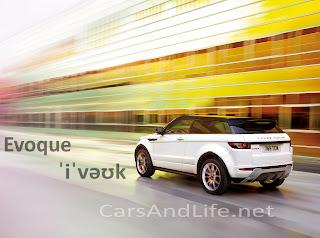 How to pronounce Range Rover Evoque?