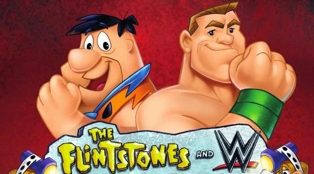 WWE-FLintstones-Poster