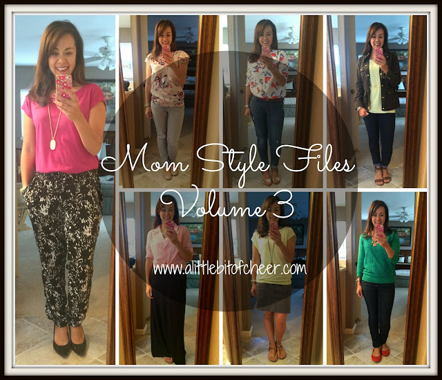 Mom Style Files Easy Outfits for Moms