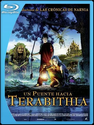Un puente hacia Terabithia (2007) BrRip 720p Latino