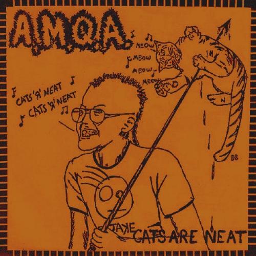 AMQA Cats Are Neat