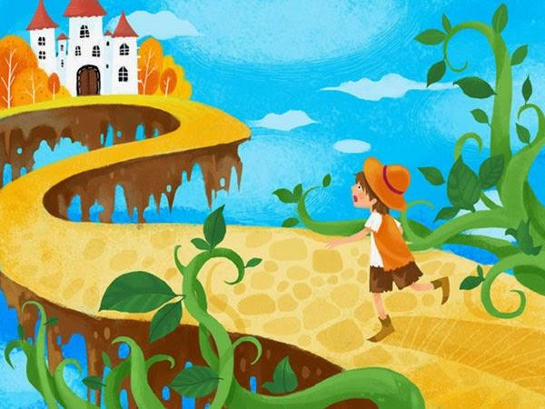 Las Habichuelas Mágicas, cuentos para niños