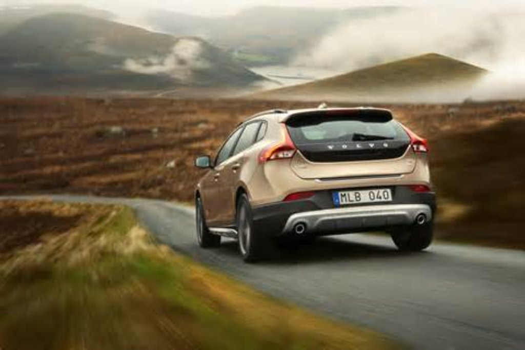 Volvo V40 Cross Country Wallpaper Gallery