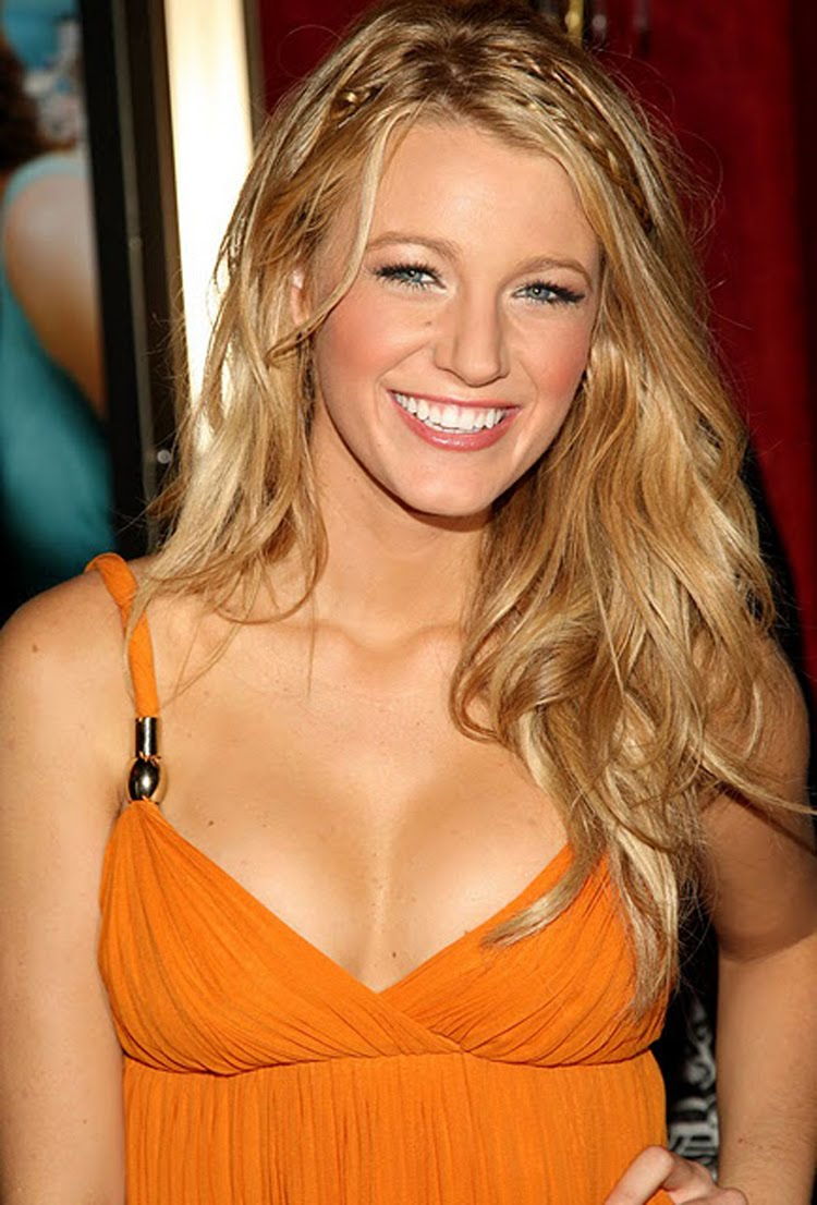 Fresh Look Celebrity Hairstyles - Blake Lively 03