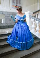 Платье работы Алины Розовой