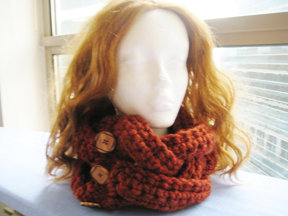 Crochet Me Free Patterns : Crochet Dreamz: Alicia Cowl Crochet Pattern, Free Pattern