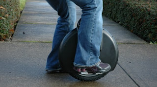 Solo-wheel, anothe crazy onewheeler that is greener, invention.. - TheSolowheel 1