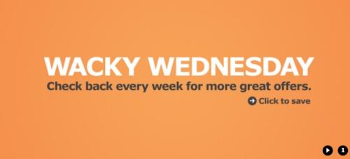 IKEA Wacky Wednesday Deals